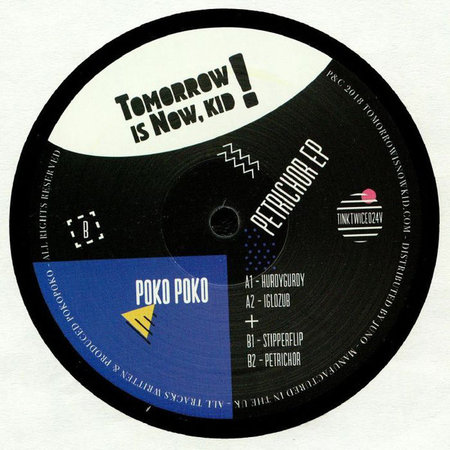 Poko Poko | Petrichor EP