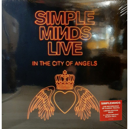 Simple Minds | Live In The City Of Angels