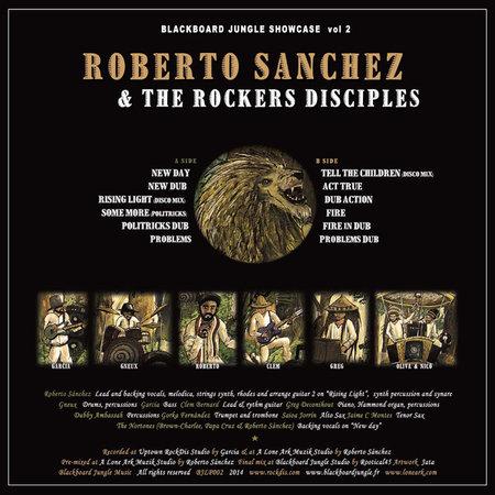 Roberto Sanchez, The Rockers Disciples | Blackboard Jungle Showcase Vol.2