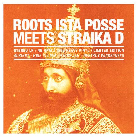 Roots Ista Posse, Straïka D   Showcase