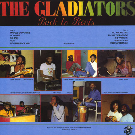 The Gladiators | Back To Roots