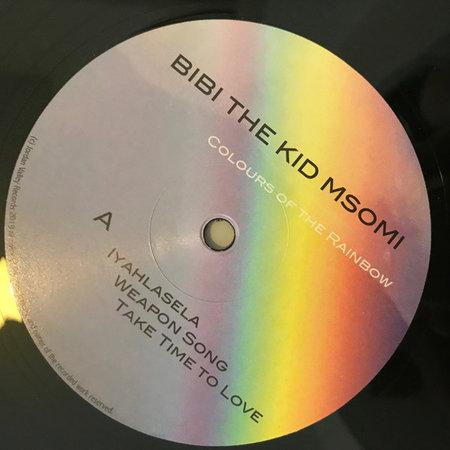 Bibi Msomi | Colours Of The Rainbow