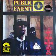 Public Enemy | It Takes A Nation Of Millions To Hold Us Back (Coloured)