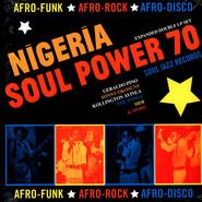 Various   Nigeria Soul Power 70 (Afro-Funk ★ Afro-Rock ★ Afro-Disco)