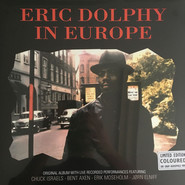 Eric Dolphy | In Europe