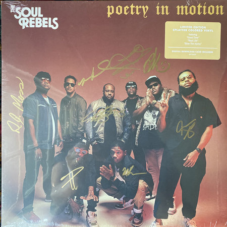 Soul Rebels Brass Band | Poetry in Motion