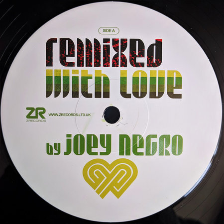Various | Remixed With Love By Joey Negro