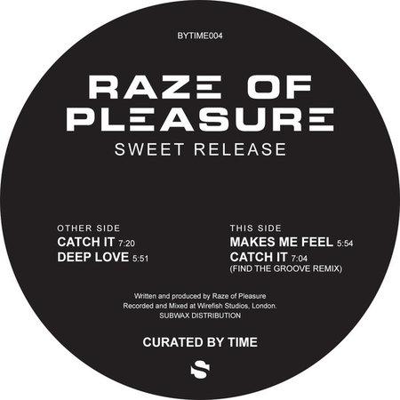 Raze Of Pleasure   Sweet Release