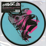 Gorillaz | The Now Now - picture disc-