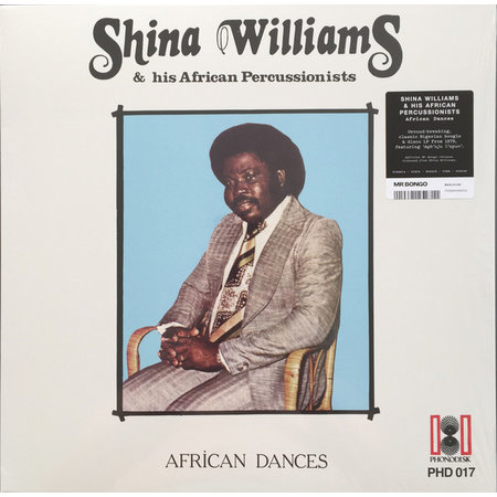 Shina Williams & His African Percussionists | African Dances