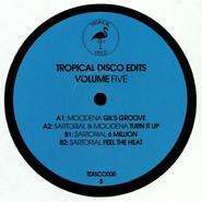 Moodena, Sartorial | Tropical Disco Edits Volume Five