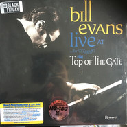 Bill Evans | Live At Art D'Lugoff's Top Of The Gate