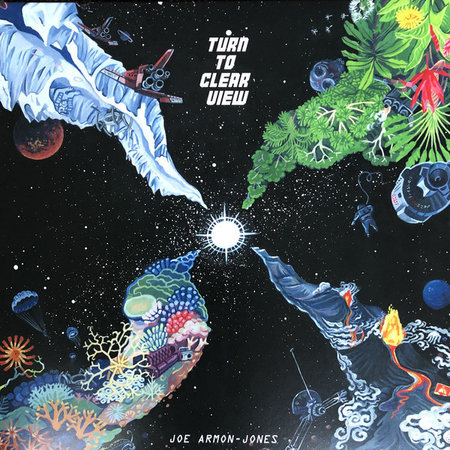 Joe Armon-Jones   Turn To Clear View