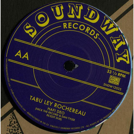 Steve Monite, Tabu Ley Rochereau | Only You / Hafi Deo