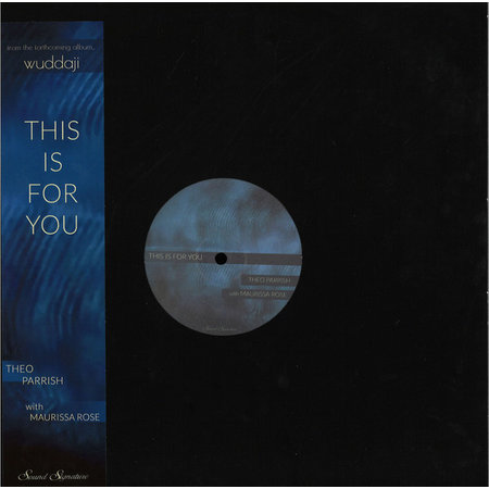 Theo Parrish, Maurissa Rose | This Is For You