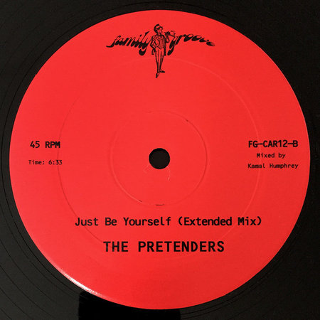 The Pretenders | Just Be Yourself