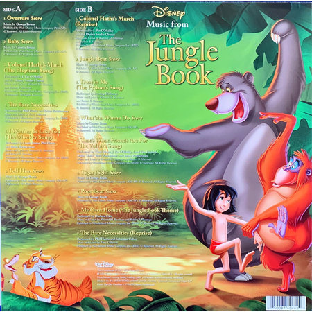 Various | Music From The Jungle Book