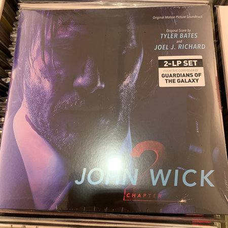 Tyler Bates, Joel Richard | John Wick: Chapter 2 (Original Motion Picture Soundtrack)