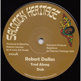 Robert Dallas / Oulda   Trod Along / Such In A Bad State