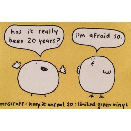 Mr. Scruff | Keep It Unreal (20th Anniversary Edition)