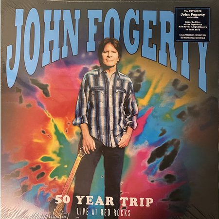 John Fogerty   50 Year Trip Live At Red Rocks