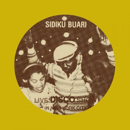 Buari | Revolution (Live Disco Show In New York City)