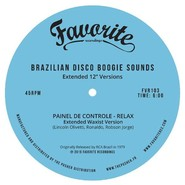 """Various   Brazilian Disco Boogie Sounds (Extended 12"""" Versions)"""