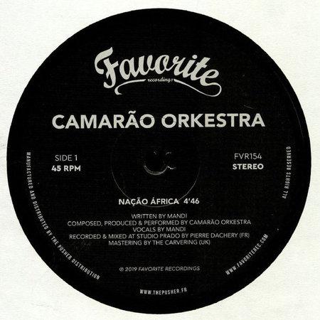 Camarão Orkestra | Nacao Africa
