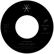 Afro Begue | Boula niit tognie (ブゥラニットニェ)