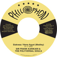 Frank Karikari, The Polyversal Souls | Siakwaa/Nana Agyei (Medley) / Odo Agye Gye Me