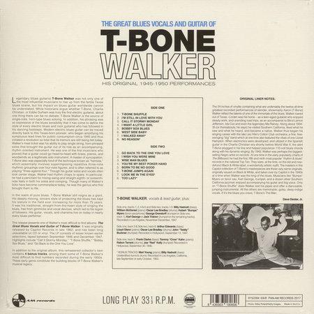 T-Bone Walker | The Great Blues Vocals And Guitar Of T-Bone Walker (His Original 1945-1950 Performances)