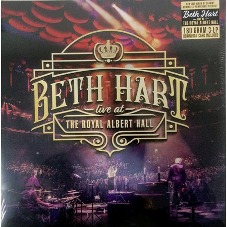 Beth Hart | Live At The Royal Albert Hall
