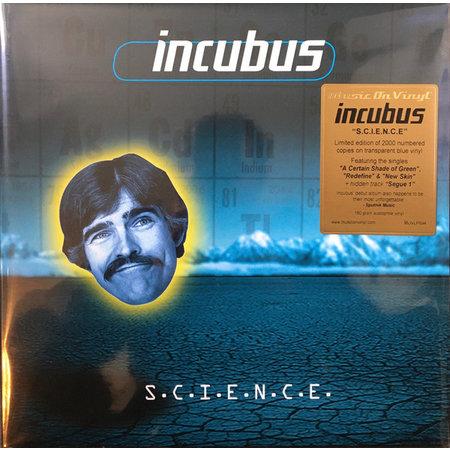 Incubus   S.C.I.E.N.C.E.