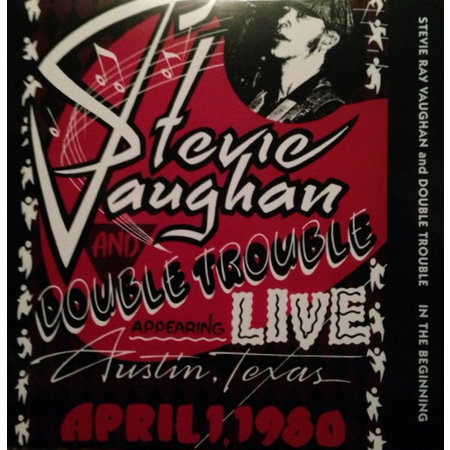 Stevie Ray Vaughan & Double Trouble   In The Beginning