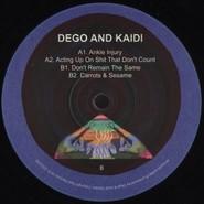 Dego, Kaidi Tatham | Dego And Kaidi EP