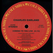 Charles Earland   Coming To You Live /  I Will Never Tell