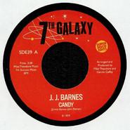 J. J. Barnes | Candy
