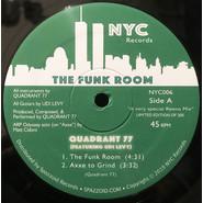 QUADRANT 77, Udi Levy | The Funk Room