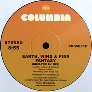 Earth, Wind & Fire   Fantasy / Can't Hide Love