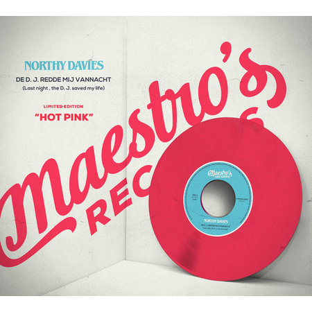 Northy Davies   De D.J. Redde Mij Vannacht (Last Night, The DJ Saved My Life)