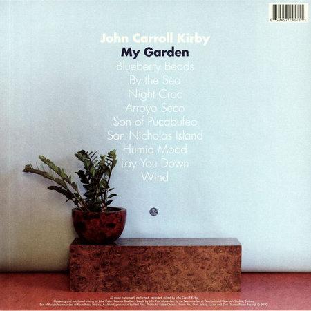 John Carroll Kirby | My Garden