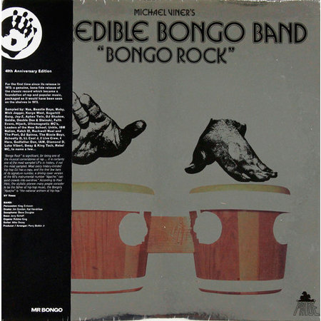 The Incredible Bongo Band | Bongo Rock: Deluxe 40th Anniversary Edition