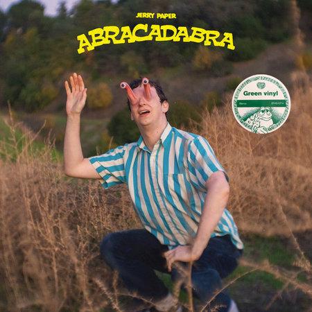Jerry Paper   Abracadabra