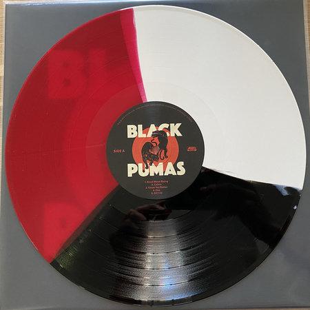 Black Pumas | Black Pumas (Tri-colour)