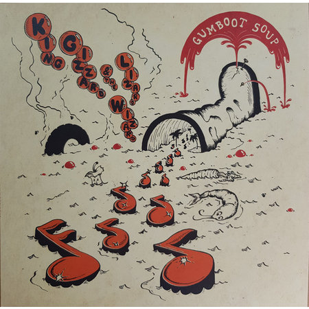 King Gizzard And The Lizard Wizard | Gumboot Soup (rainwater eco)