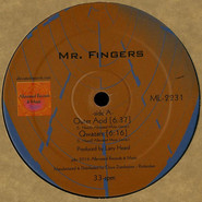 Mr. Fingers | Outer Acid EP