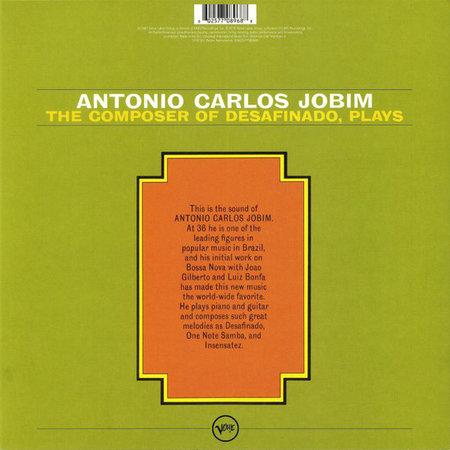 Antonio Carlos Jobim | The Composer Of Desafinado, Plays