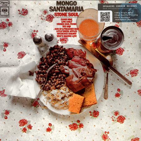 Mongo Santamaria | Stone Soul