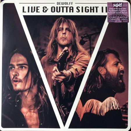 Dewolff   Live & Outta Sight II - Coloured -