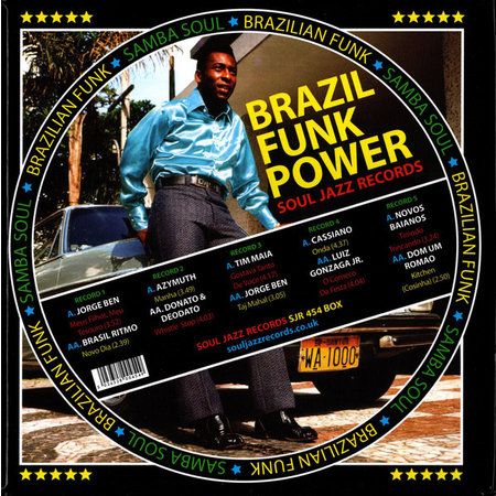Various | Brazil Funk Power